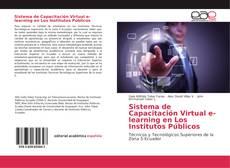 Portada del libro de Sistema de Capacitación Virtual e-learning en Los Institutos Públicos