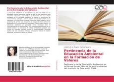 Bookcover of Pertinencia de la Educación Ambiental en la Formación de Valores
