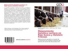 Bookcover of Mejoramiento Genético Lechero en Rojo Sueco y Holstein Friesian