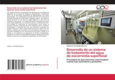 Borítókép a  Desarrollo de un sistema de tratamiento del agua de escorrentía superficial - hoz