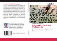 Capa do livro de Formación Estético–Pedagógica