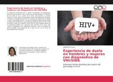 Portada del libro de Experiencia de duelo en hombres y mujeres con diagnóstico de VIH/SIDA
