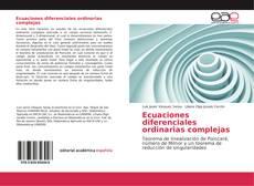 Copertina di Ecuaciones diferenciales ordinarias complejas