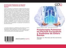Bookcover of Fisioterapia Pulmonar en Pectum Excavatum y Síndrome de Ehlers Danlos