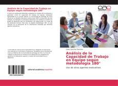 Bookcover of Análisis de la Capacidad de Trabajo en Equipo según metodología 180°