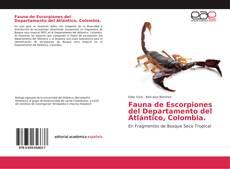 Couverture de Fauna de Escorpiones del Departamento del Atlántico, Colombia