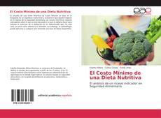 Copertina di El Costo Mínimo de una Dieta Nutritiva