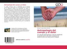 Обложка Antropología del cuerpo y el dolor