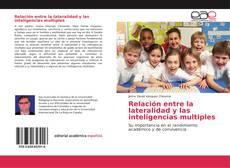 Capa do livro de Relación entre la lateralidad y las inteligencias multiples