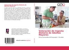 Bookcover of Valoración de Ingesta Dietaria de Adultos Mayores