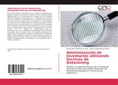 Capa do livro de Administración de Inventarios utilizando técnicas de Datamining