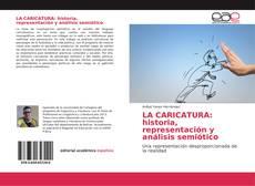 LA CARICATURA: historia, representación y análisis semiótico的封面