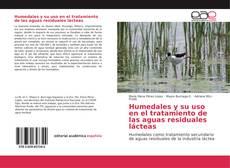 Portada del libro de Humedales y su uso en el tratamiento de las aguas residuales lácteas