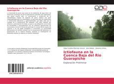 Buchcover von Ictiofauna en la Cuenca Baja del Rio Guarapiche