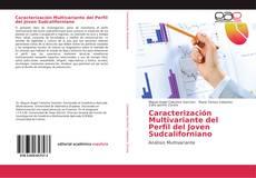 Capa do livro de Caracterización Multivariante del Perfil del Joven Sudcaliforniano