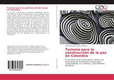 Portada del libro de Turismo para la construcción de la paz en Colombia