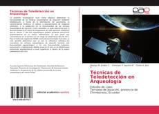Bookcover of Técnicas de Teledetección en Arqueología