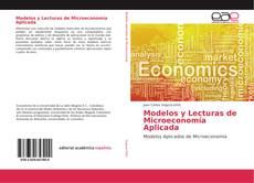 Portada del libro de Modelos y Lecturas de Microeconomía Aplicada