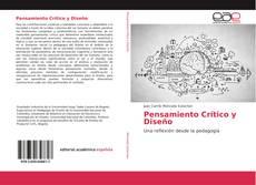 Portada del libro de Pensamiento Crítico y Diseño