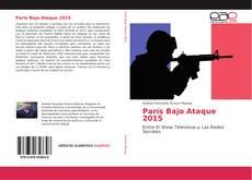 Обложка París Bajo Ataque 2015