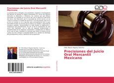 Portada del libro de Precisiones del Juicio Oral Mercantil Mexicano