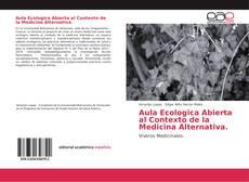 Copertina di Aula Ecologica Abierta al Contexto de la Medicina Alternativa.