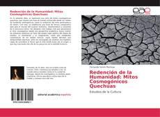 Portada del libro de Redención de la Humanidad: Mitos Cosmogónicos Quechuas