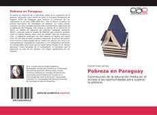 Buchcover von Pobreza en Paraguay