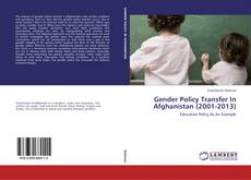 Bookcover of Gender Policy Transfer In Afghanistan (2001-2013)