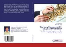 Capa do livro de Economy Management In Navya Andhra Pradesh