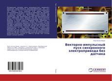 Buchcover von Векторно-импульсный пуск синхронного электропривода без датчика
