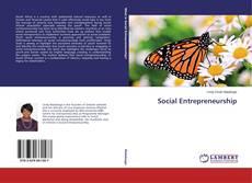 Обложка Social Entrepreneurship