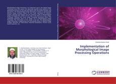 Capa do livro de Implementation of Morphological Image Processing Operations