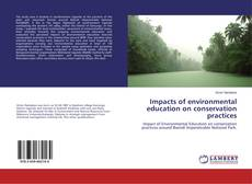 Buchcover von Impacts of environmental education on conservation practices