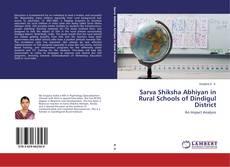 Обложка Sarva Shiksha Abhiyan in Rural Schools of Dindigul District