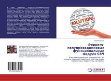 Bookcover of Феррито-полупроводниковые функциональные модули СВЧ