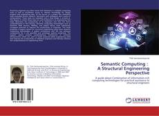 Buchcover von Semantic Computing : A Structural Engineering Perspective