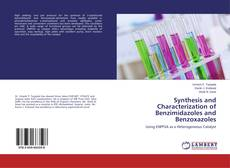 Bookcover of Synthesis and Characterization of Benzimidazoles and Benzoxazoles