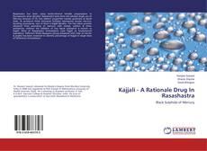 Capa do livro de Kajjali - A Rationale Drug In Rasashastra