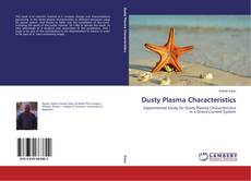 Bookcover of Dusty Plasma Characteristics
