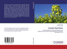 Bookcover of Canola Nutrition