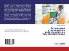 Bookcover of Организация стажировки на рабочем месте по безопасности труда