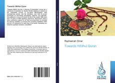 Bookcover of Towards Hifdhul Quran