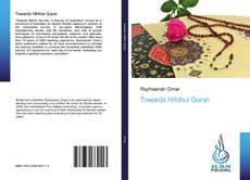 Towards Hifdhul Quran kitap kapağı