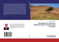 Bookcover of Rangeland in Western Mediterranean Coastal area of Egypt