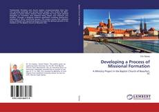 Buchcover von Developing a Process of Missional Formation