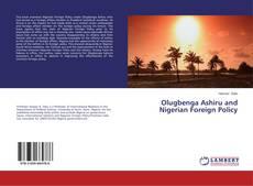 Обложка Olugbenga Ashiru and Nigerian Foreign Policy
