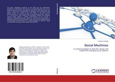 Bookcover of Social Machines