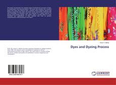 Dyes and Dyeing Process kitap kapağı