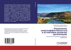 Bookcover of Управление энергоэффективностью и устойчивое развитие организаций